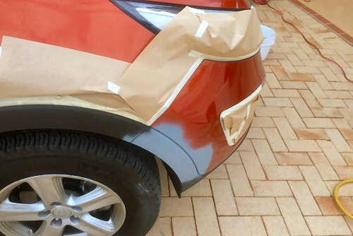 Automotive Paint Detailing