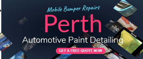 Mobile Bumper Repairs Perth